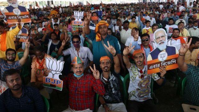 Индиядагы демонстрация
