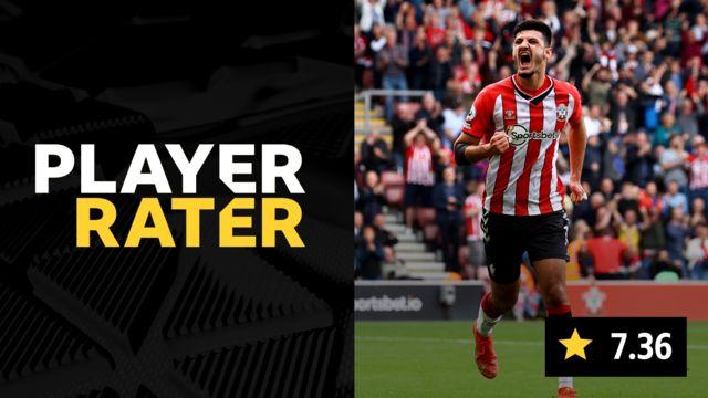 Player Rater - Armando Broja scored 7.36