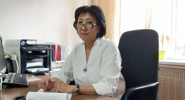 Клара Өскөмбаева