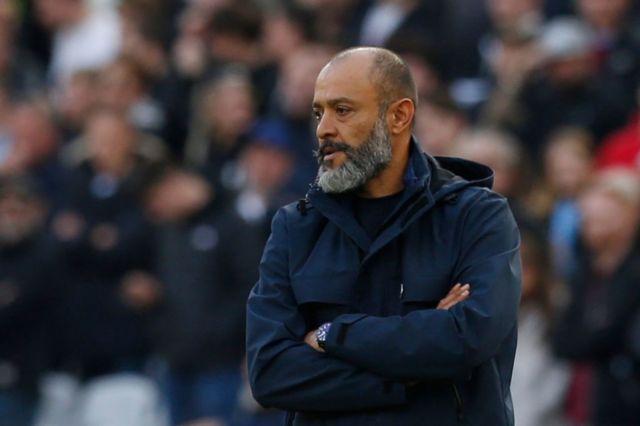 Spurs boss Nuno Espirito Santo