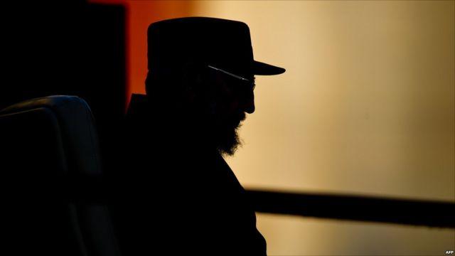 En septembre 2010, Fidel Castro a pris la parole pour la première fois en quatre ans.
