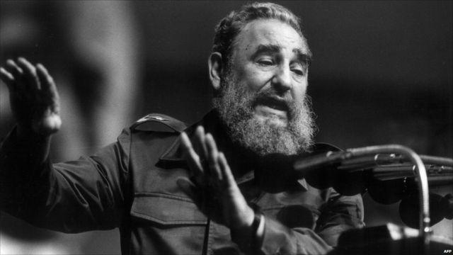 Fidel Castro était considéré par de nombreux libéraux à Cuba comme un dictateur.