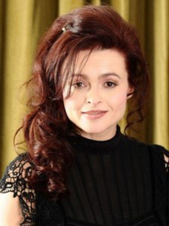 Carter helena bonham who is Helena Bonham