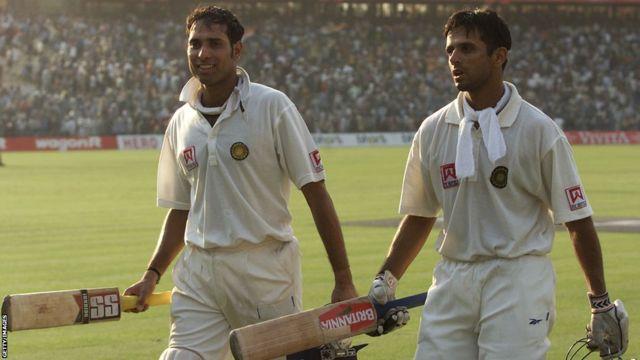 द्रविड आणि लक्ष्मण यांनी ऑस्ट्रेलियाविरुद्ध केलेली विश्वविक्रमी भागीदरी भारतीय क्रिकेटमध्ये अजरामर झाली आहे.