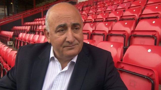 Ex-Bristol City chairman Colin Sexstone joins Plymouth Argyle - BBC Sport