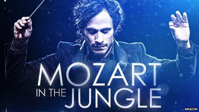 「Mozart in the Jungle」