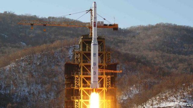 2012년 북한의 인공위성 발사