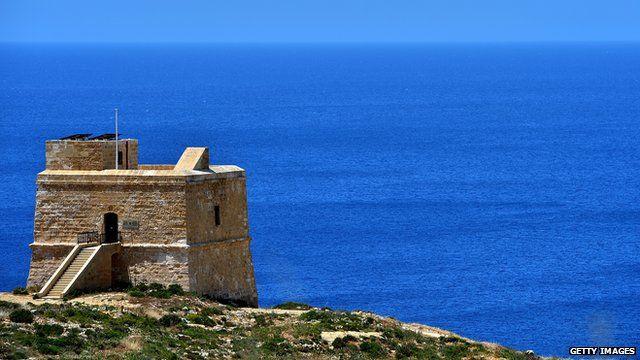 Malta fort