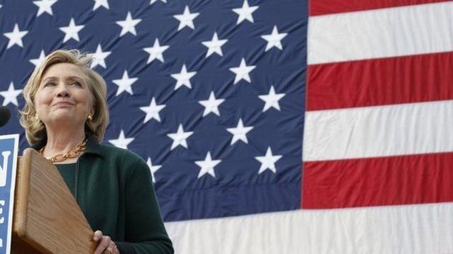 Bi Hillary Clinton Indianola, Iowa 14 Septemba 2014