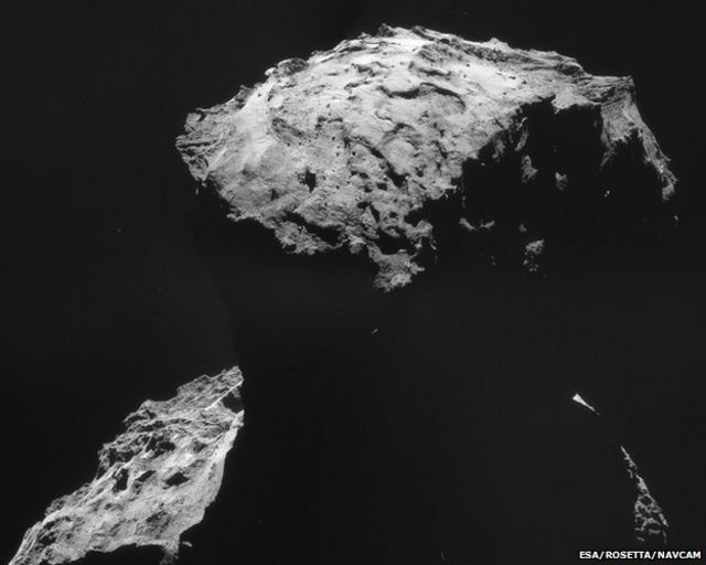 Комета 67Р/Чурюмова-Герасименко