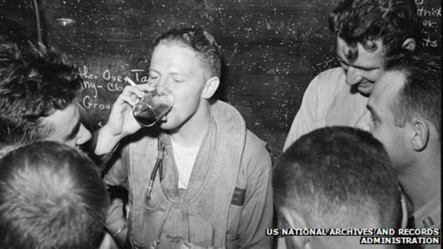 Getting fucked up before the party The Time When Americans Drank All Day Long Bbc News