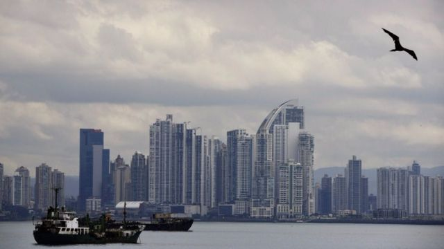 Panamá vive una bonanza económica desde hace varios años