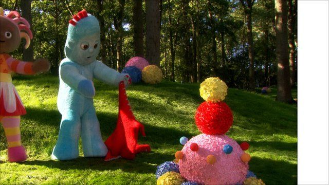 Iggle Piggle in the Night Garden