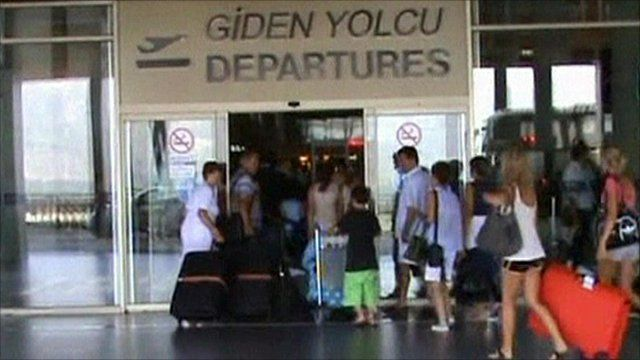 Turkish airport