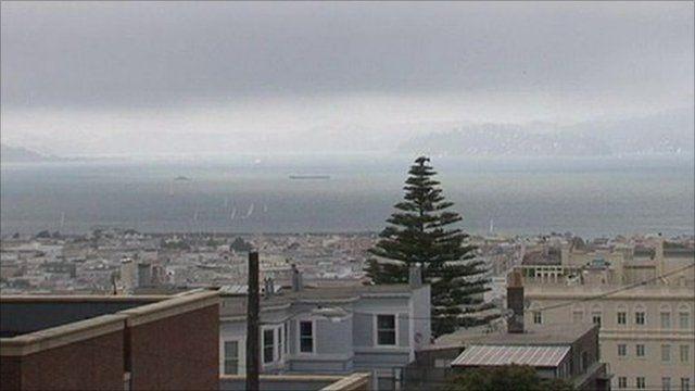 San Francisco skyline