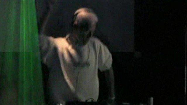 Nilson Cotrim, 62-year-old DJ