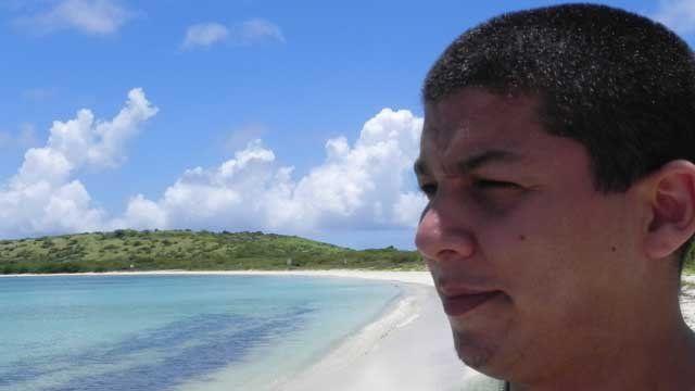 Puerto Rico lawyer Rafael Cancel