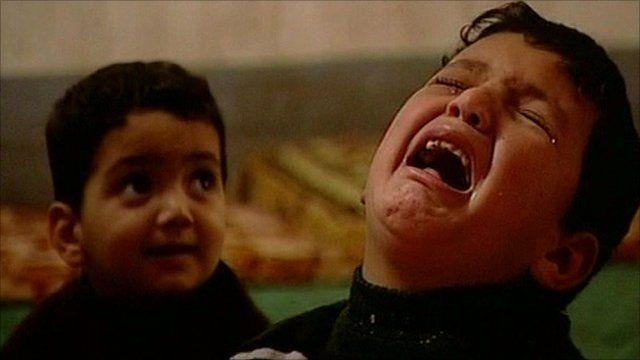 Fallujah children