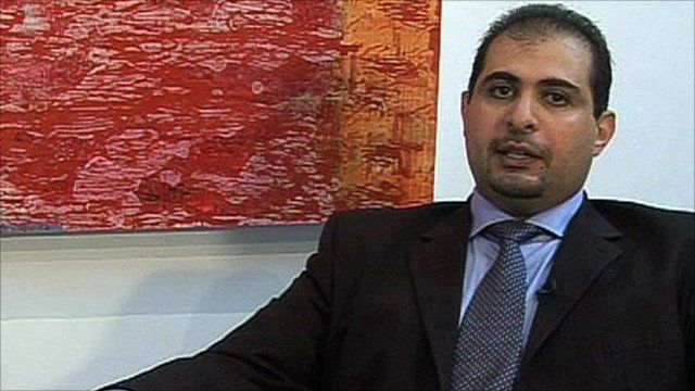 Fitch Rating's Director of Corporates Bashar Al Natoor