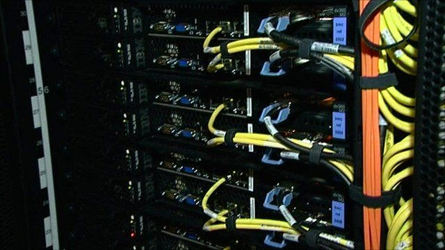 Iridis 3 servers