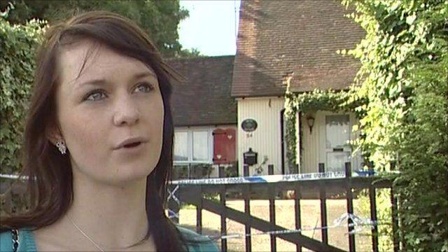Neighbour Kerrie Goodwin