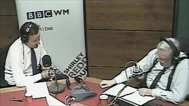 David Cameron defending his comments in a BBC Radio interview