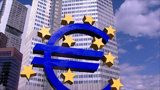 ECB headquarters in Frankfurt