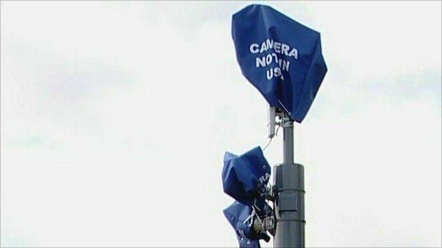 Birmingham CCTV cameras