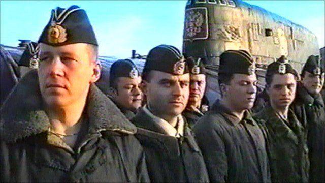 Kursk crew