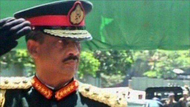 General Sarath Fonseka