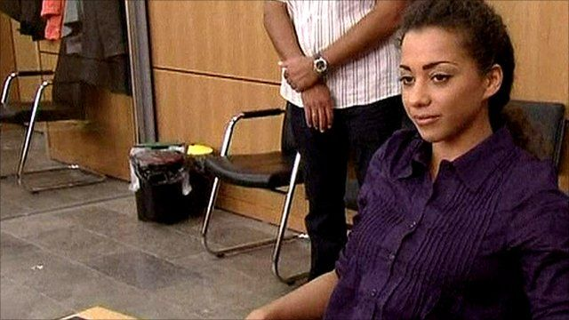Nadja Benaissa in court