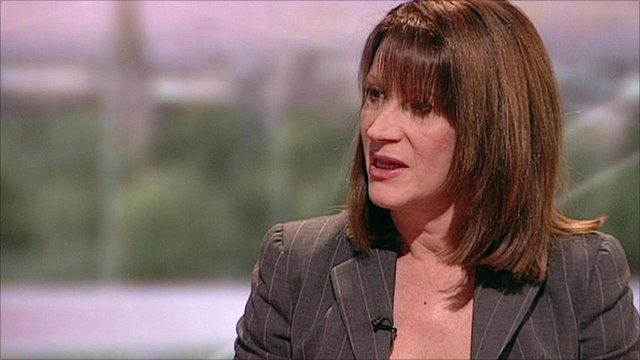 Home Office minister Lynne Featherstone
