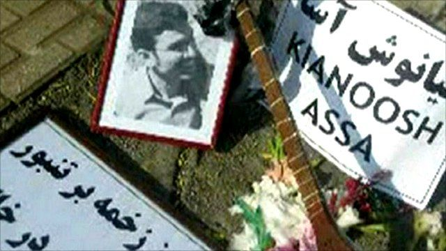 Tributes to Kianoosh Assa