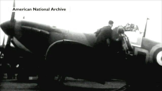 RAF Battle of Britain aircraft