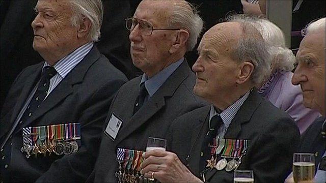Battle of Britain veterans