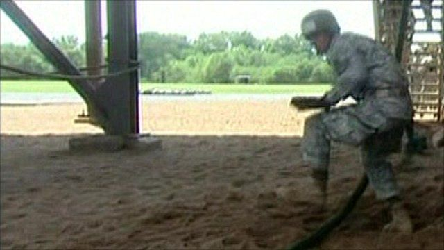 101st Airborne training