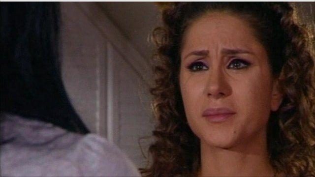 Scene from Syrian TV drama