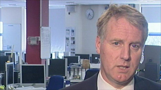 Nick Chapman, chief executive of NHS Direct.