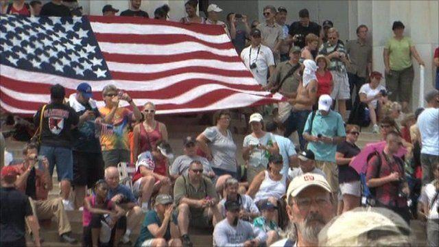Glenn Beck's rally