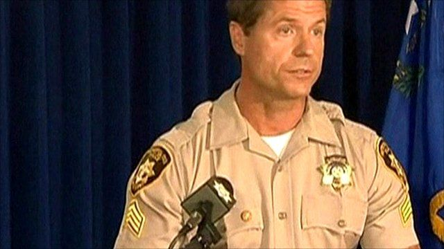 Las Vegas Police Department Sergeant John Sheahan