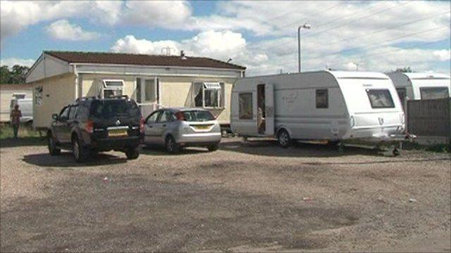 Caravan and portable home