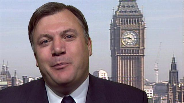 Ed Balls MP