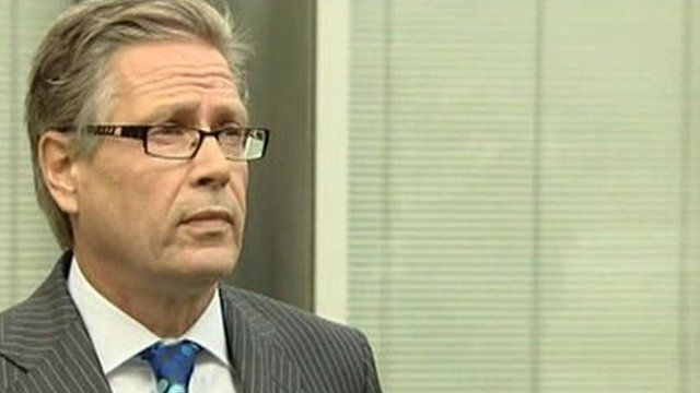 Theo D'Anjou, Dutch Public Prosecution Office spokesman