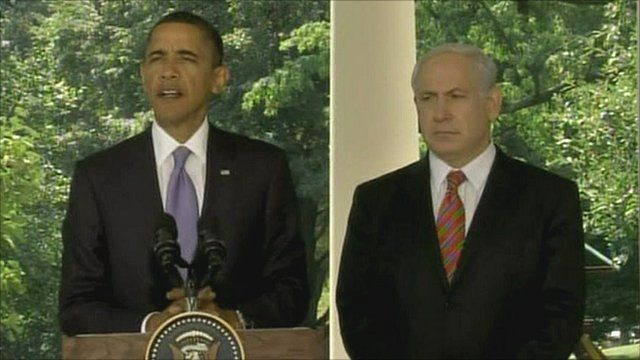 President Obama and Prime Minister Netanyahu