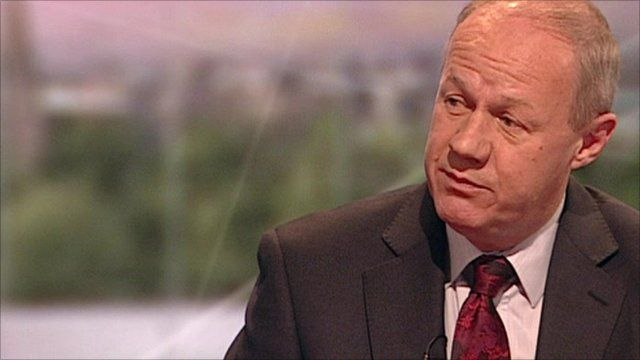 Immigration Minister, Damian Green