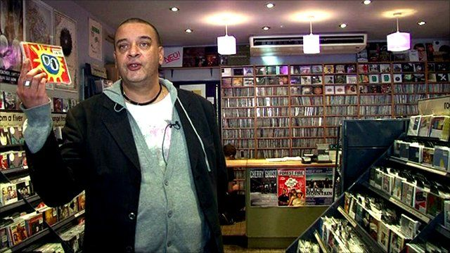 Music journalist and author Garry Mulholland