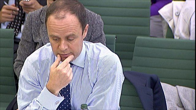 John Yates at the Commons Home Affairs Committee hearing
