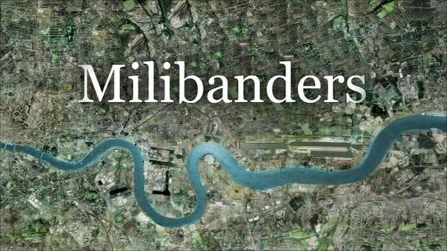 Milibanders graphic