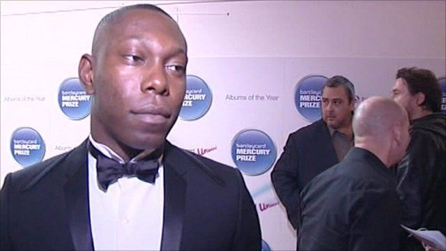 Mercury nominee Dizzee Rascal