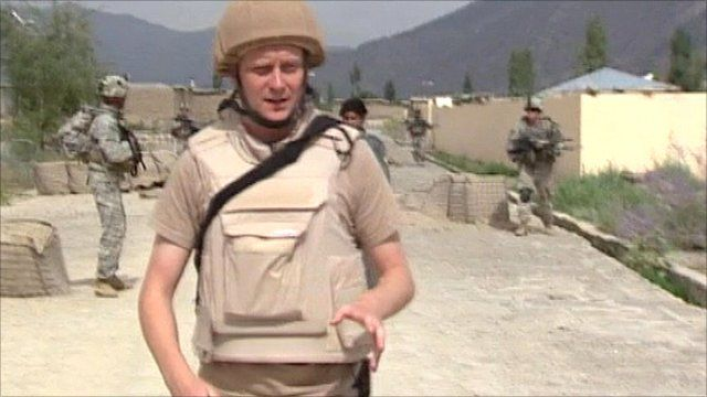 Quentin Sommerville and the 101st Airborne